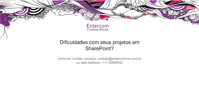 Entercom - Especializada em SharePoint